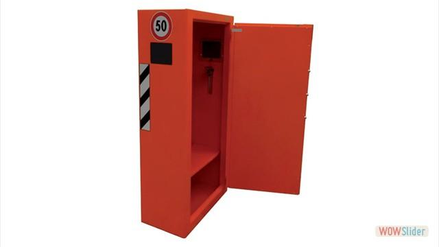 Box dissuasori di velocità