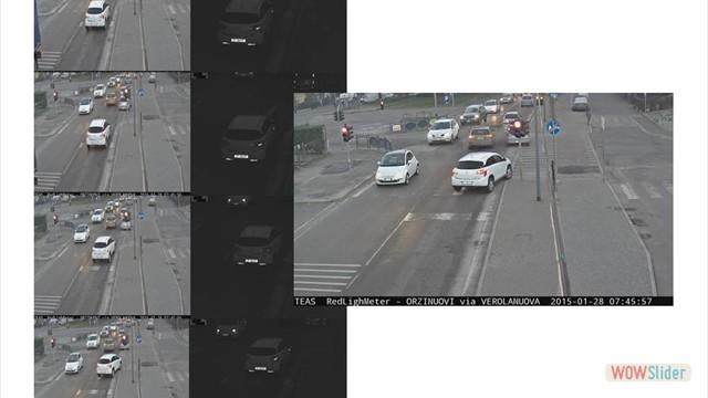 Documentatori</br> infrazioni semaforiche